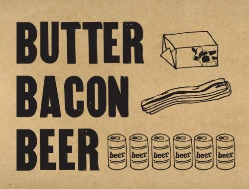 Bacon Butter Beer