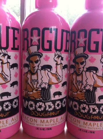 Rogue Bacon Beer
