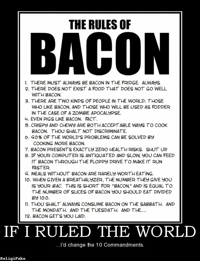 Rules of Bacon 2