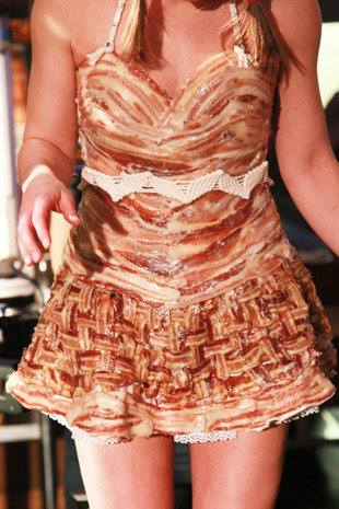 bacon dress