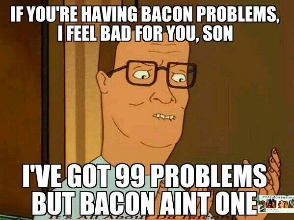 Bacon 99 Problems