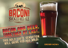 Bacon Smoked red Ale