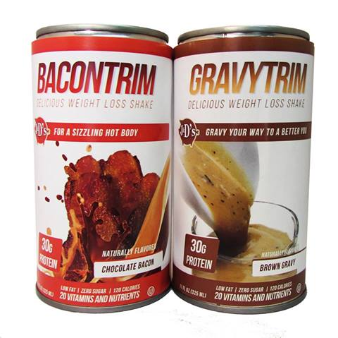 bacon and gravy trim