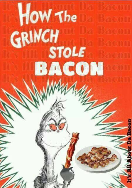 grich stole bacon