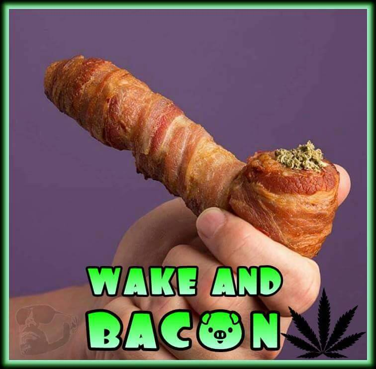 wake and bacon